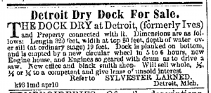 Cleveland Plain Dealer, 10 April 1857, p. 2