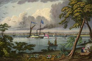 Queenston at York, 1827