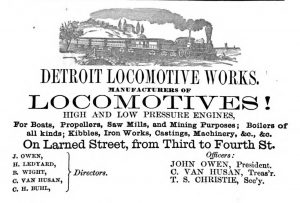 Detroit Locomotive Works